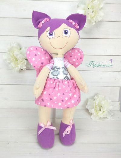 парцалена кукла Фея
