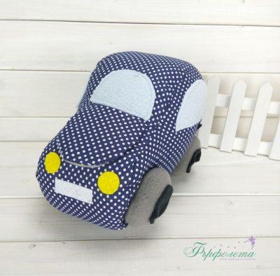 Ръчно изработена кола