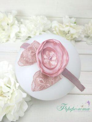 диадема-с-цветe