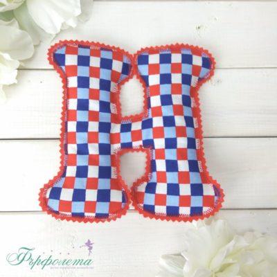 Текстилни букви