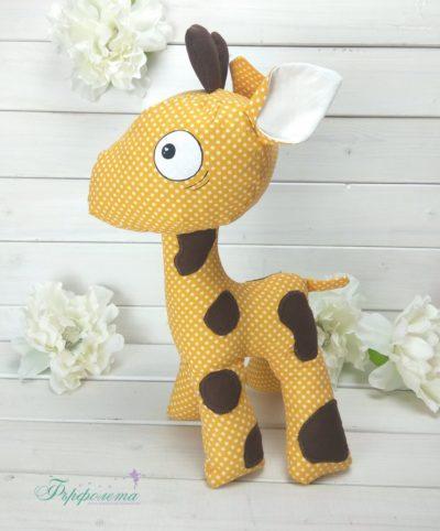 Играчка жираф