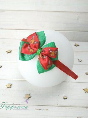 Коледни диадеми