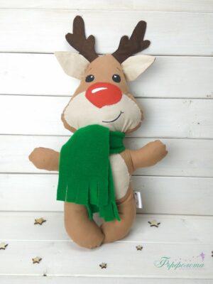Коледно еленче