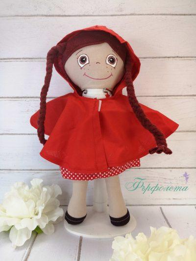 Ръчно изработена кукла