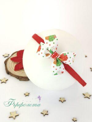 Коледна диадема